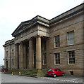 NZ2563 : Moot Hall, Castle Garth, Newcastle by Stephen Richards