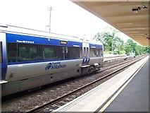 J2664 : The 15.02 Portadown train departing Platform 1 at Lisburn by Eric Jones