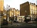 TQ3082 : Corner of St Chad's Street and Argyle Street, St Pancras, London by Robin Stott