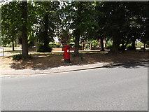 TM1745 : 123 Tuddenham Road Postbox by Adrian Cable