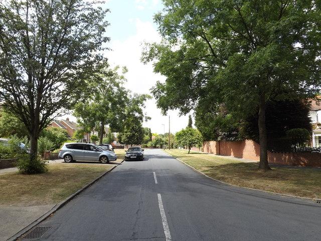Borrowdale Avenue, Ipswich