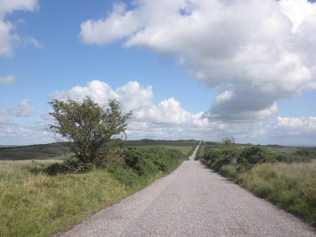 Ridge Road, West Anstey Common
