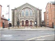 J2664 : Railway Street Presbyterian Church, Lisburn by Eric Jones