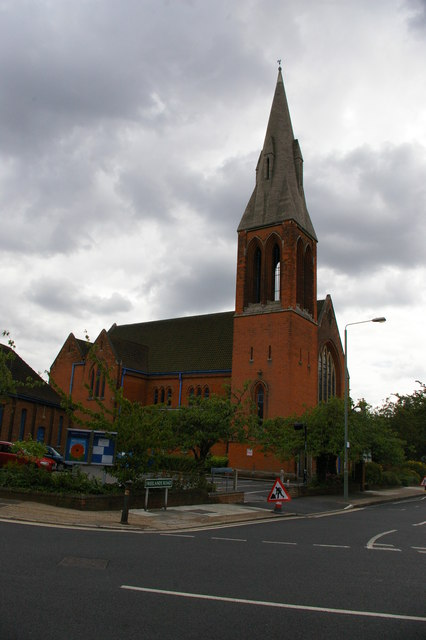 Trinity United Reformed Church, Bromley