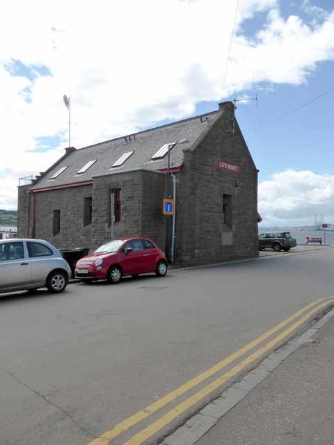 RNLI Broughty Ferry Lifeboat Station