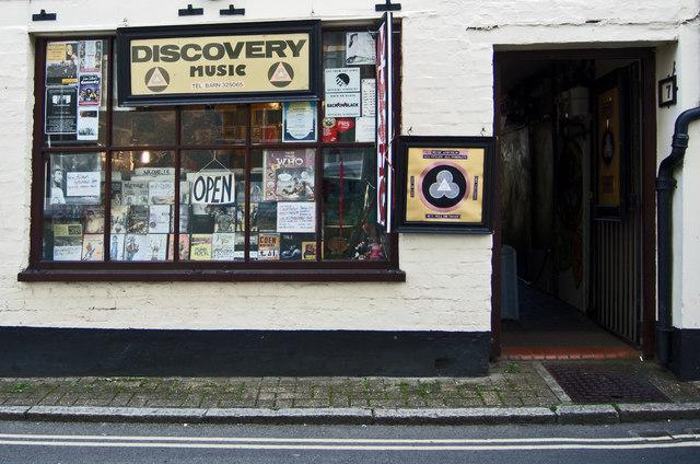 Discovery Music, 7 Litchdon Street, Barnstaple, EX32 8ND