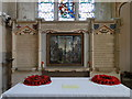 TG0443 : World War One Memorial at Cley-next-the-Sea by Adrian S Pye