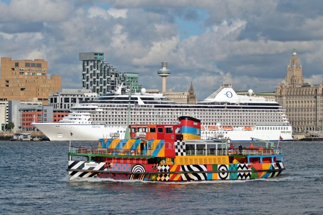 Image result for mersey ferry