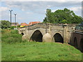 SE7036 : Built  in  1793  the  Derwent  Bridge  Bubwith by Martin Dawes