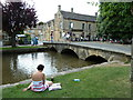 SP1620 : Bourton on the Water by Chris Allen
