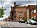 SJ3288 : Chester Street, Birkenhead Sessions Court by David Dixon