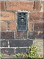 TA0387 : Flush Bracket 0296 S, Sitwell Street, Scarborough by John S Turner