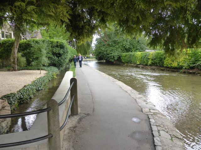 Alongside the Windrush, Bourton on the Water