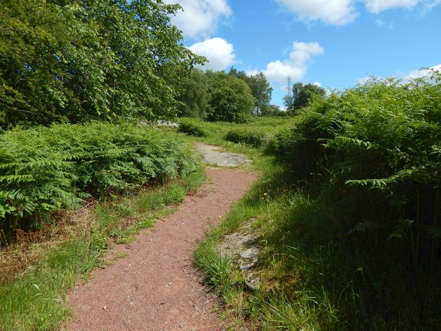 Path to Craigton