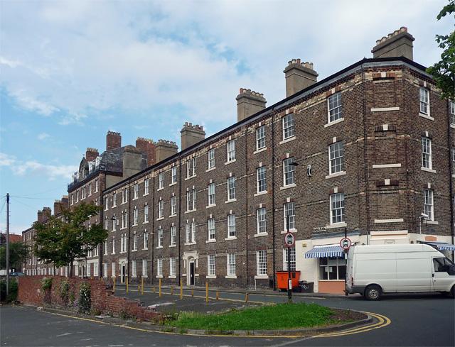 Garth Heads, Tower Street, Newcastle