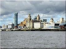 SJ3390 : Liverpool Waterfront by David Dixon