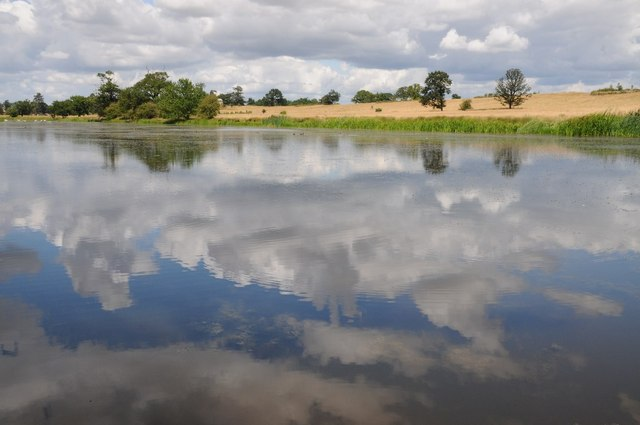Reflections in Croome River
