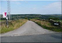 SE0322 : Long Royd Road at Plain Lane by Humphrey Bolton