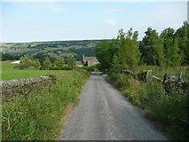 SE0322 : Long Royd Road, Sowerby by Humphrey Bolton