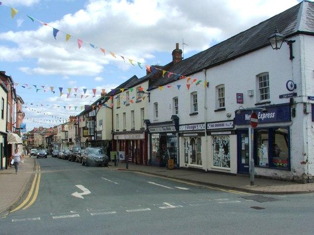 High Street, Bromyard