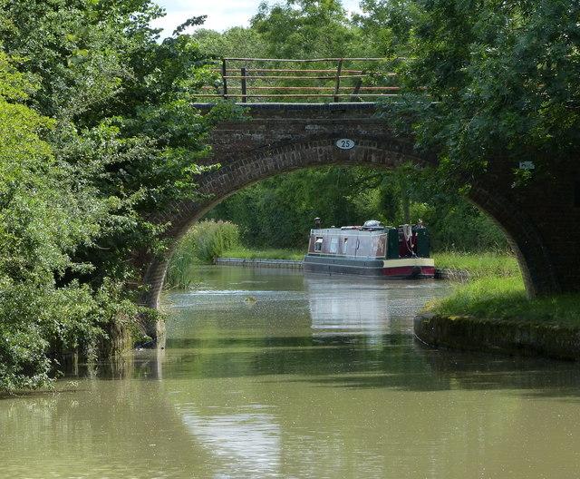 Chester's Bridge No 25