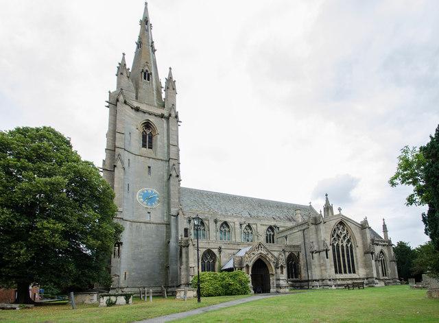 St Andrew S Church Heckington 169 Julian P Guffogg