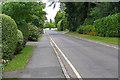 SU9566 : Priory Road, Sunningdale by Alan Hunt