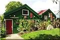 TQ1673 : Lion Boathouse on Eel Pie Island by Steve Daniels