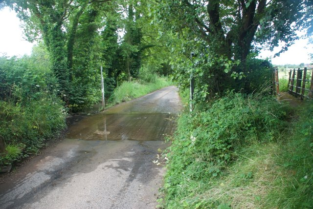 Ford at Bitterley