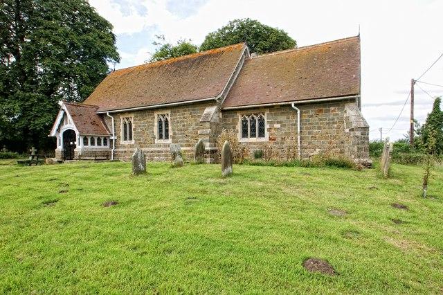 The Church of St Wilfrid, Thornton
