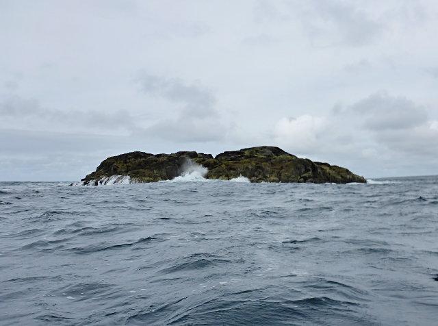 Little Rocks, south