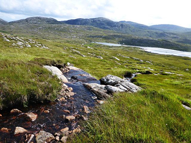 Slopes of Beinn Losgaintir