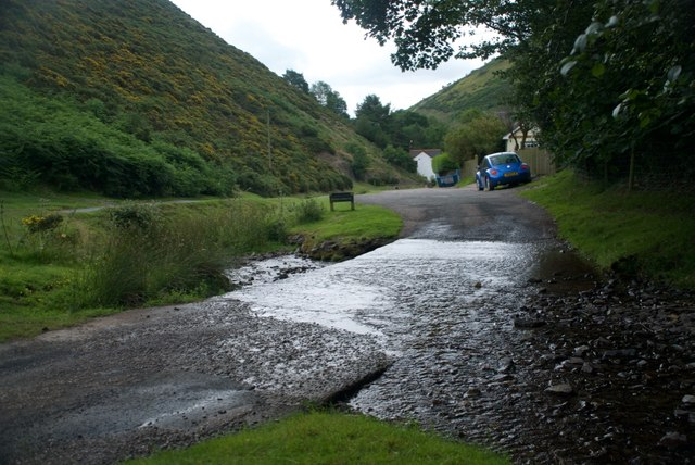 Carding Mill Valley Ford