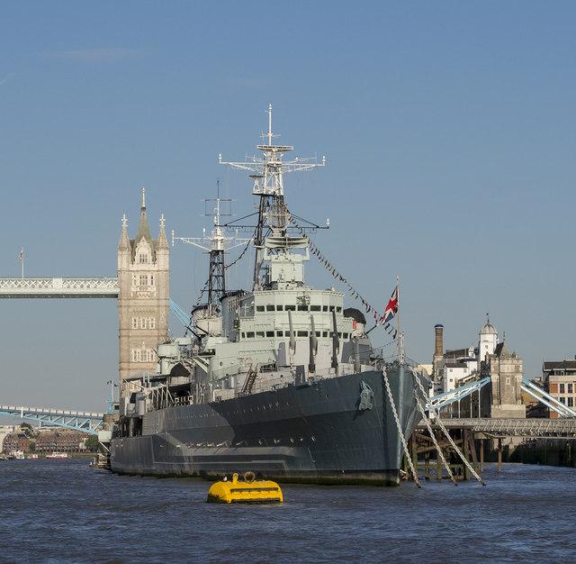 HMS 'Belfast'