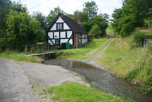 Ford at Little Stretton