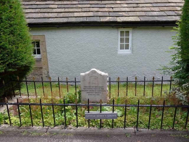 St Michael, Hathersage: churchyard (vii)