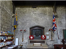 SK2381 : Inside St Michael, Hathersage (2) by Basher Eyre