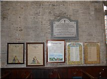 SK2381 : Inside St Michael, Hathersage (5) by Basher Eyre