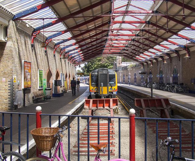 Windsor And Eton Riverside Railway Station