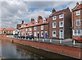 TA0439 : Beckside North, Beverley, Yorkshire by Bernard Sharp