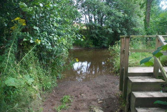 Ford at Cheney Longville
