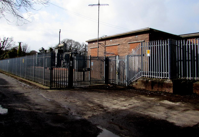 Ironbridge electricity substation, Tongwynlais