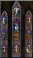 SO8554 : Cocks window, Worcester Cathedral by Julian P Guffogg