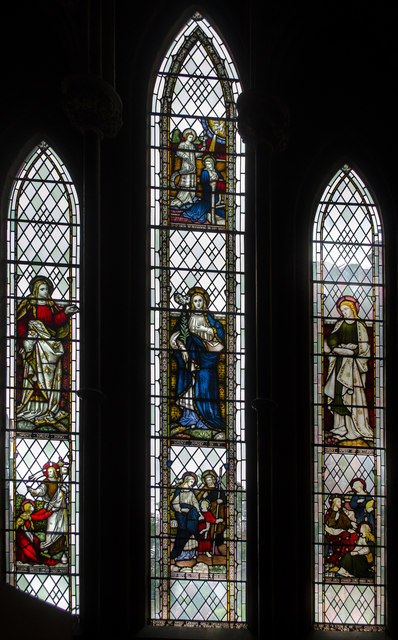 Barry Window, Worcester Cathedral