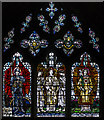 SO8454 : Baldwin Window, Worcester Cathedral by Julian P Guffogg