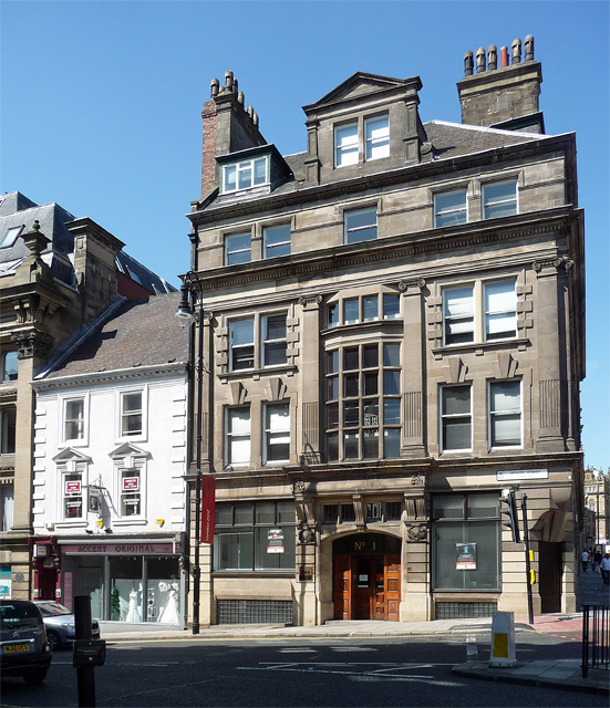 1 Mosley Street, Newcastle