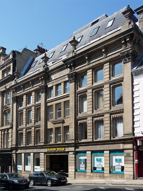 Kelburn House, Mosley Street, Newcastle