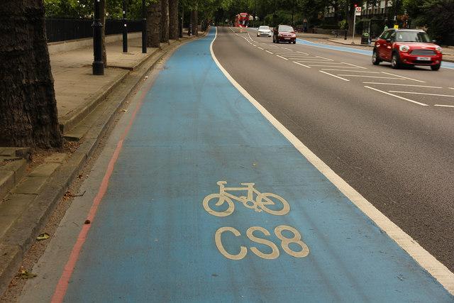 Cycle Superhighway 8