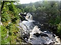 NH4458 : Rogie Falls by Rude Health