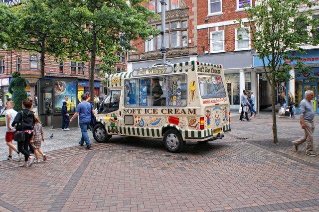 Market Place, Nottingham